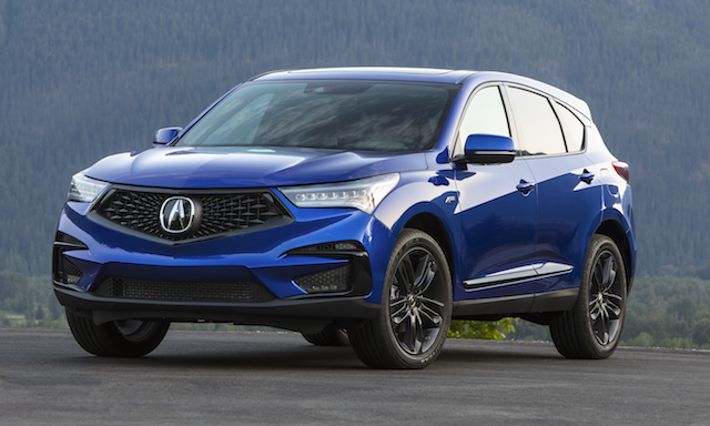 2020 Rdx Review.2020 Acura Rdx Overview Cargurus