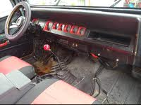 Picture of 1993 Jeep Wrangler S, interior, gallery_worthy