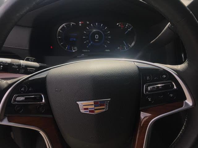 2017 Escalade Interior >> 2017 Cadillac Escalade Esv Interior Pictures Cargurus
