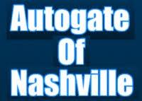 Autogate of Nashville logo