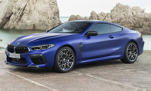 2020 Bmw M8 Overview Cargurus