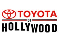 Toyota of Hollywood logo