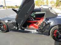 Picture of 2015 Chevrolet Corvette Z06 3LZ Convertible RWD, interior, gallery_worthy