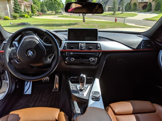 2016 Bmw 3 Series Interior Pictures Cargurus