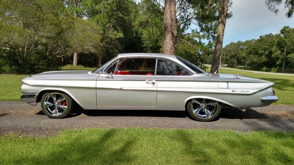 1961 Chevrolet Impala - Overview - CarGurus