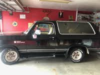Picture of 1989 Dodge Ramcharger 100 RWD, exterior, gallery_worthy