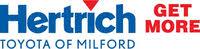 Hertrich Toyota of Milford logo