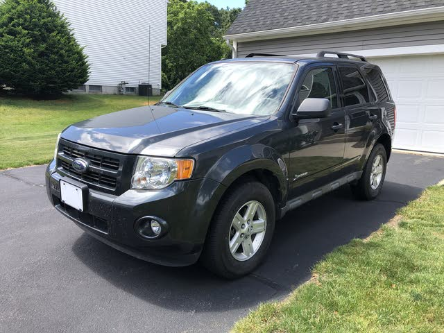 Picture of 2009 Ford Escape Hybrid Base
