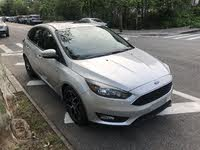 Picture of 2018 Ford Focus SEL Hatchback, exterior, gallery_worthy