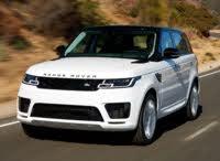 2020 Land Rover Range Rover Sport, Land Rover Range Rover Sport, exterior, manufacturer, gallery_worthy