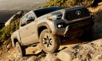 2020 Toyota Tacoma TRD Off Road, gallery_worthy
