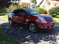 Picture of 2010 Cadillac SRX Performance AWD, exterior, gallery_worthy