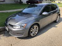 Picture of 2015 Volkswagen Golf TDI SEL, exterior, gallery_worthy