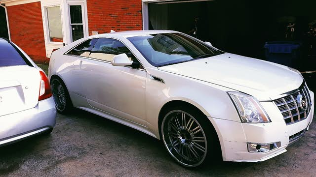 Picture of 2012 Cadillac CTS Coupe 3.6L Performance RWD