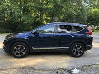 Picture of 2018 Honda CR-V Touring AWD, exterior, gallery_worthy