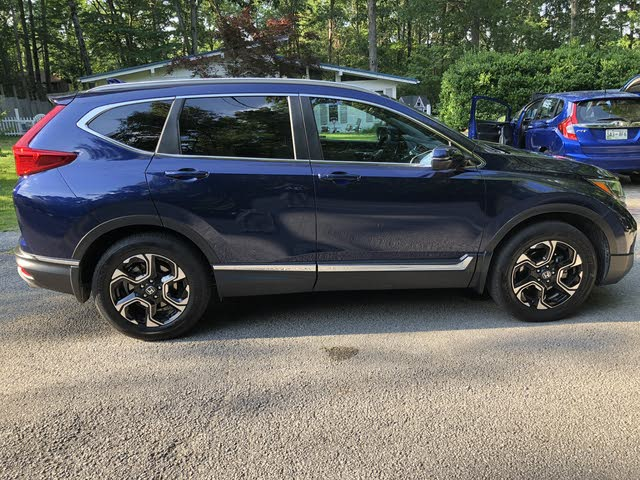 Picture of 2018 Honda CR-V Touring AWD