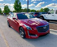 Picture of 2017 Cadillac CTS 3.6TT V-Sport Premium Luxury RWD, exterior, gallery_worthy