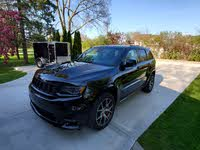 Picture of 2017 Jeep Grand Cherokee SRT 4WD, exterior, gallery_worthy