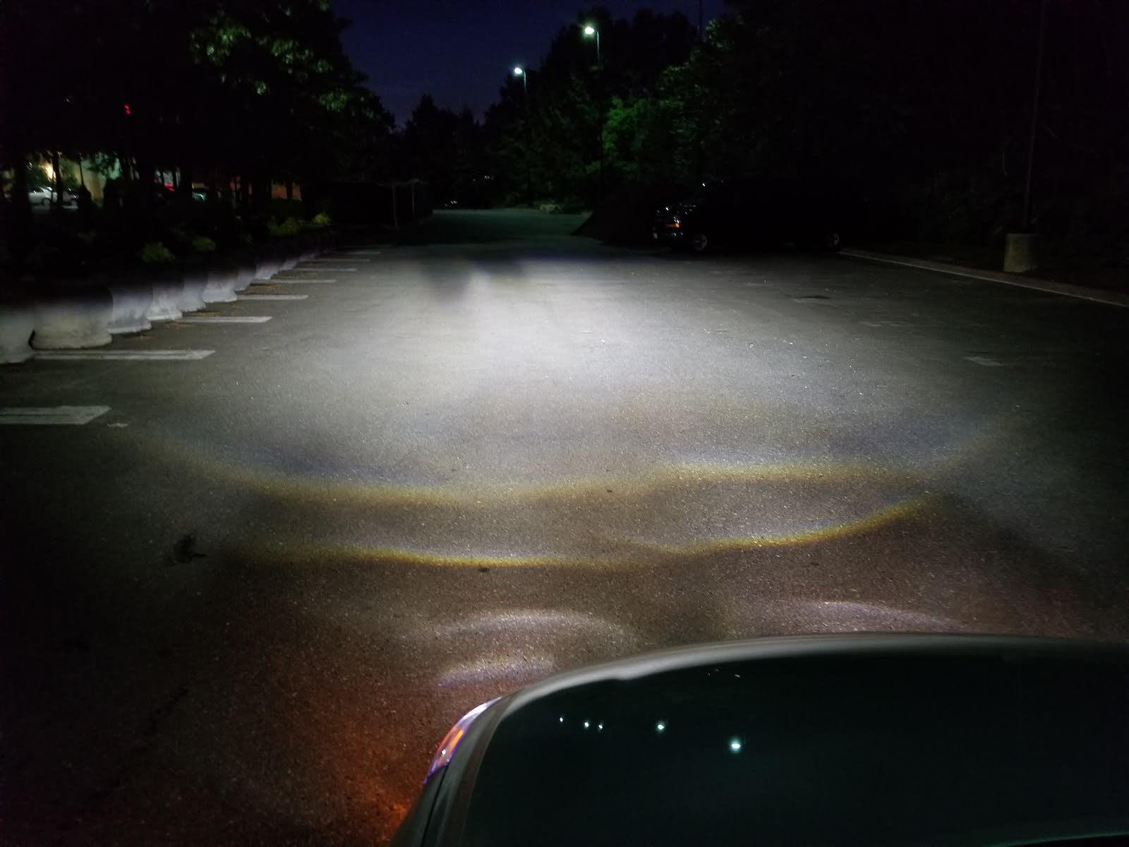 Hyundai Sonata Questions - HID Headlights on a 2017 Hyundai