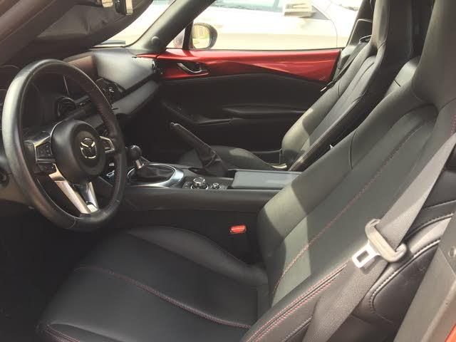 Picture of 2018 Mazda MX-5 Miata RF Club RWD, interior, gallery_worthy