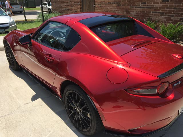 Picture of 2018 Mazda MX-5 Miata RF Club RWD, exterior, gallery_worthy