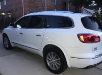 Picture of 2017 Buick Enclave Convenience FWD, exterior, gallery_worthy