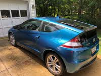 Picture of 2012 Honda CR-Z Base Hatchback, exterior, gallery_worthy