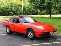 1978 Porsche 924 Picture Gallery