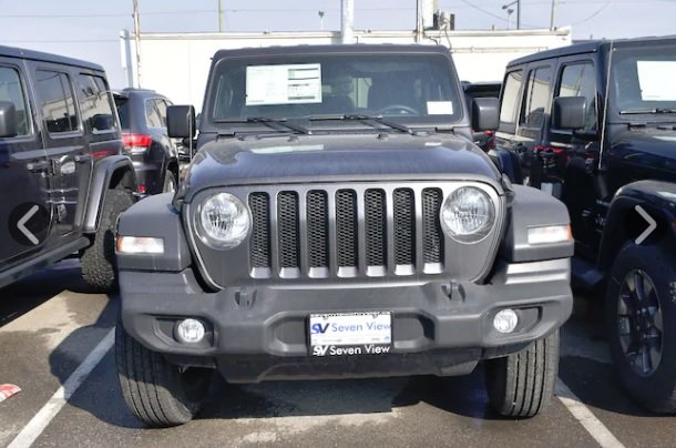 Picture of 2019 Jeep Wrangler