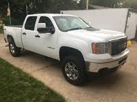 Picture of 2013 GMC Sierra 2500HD Work Truck Crew Cab SB, exterior, gallery_worthy