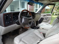 Picture of 2002 Cadillac Escalade EXT 4WD, interior, gallery_worthy