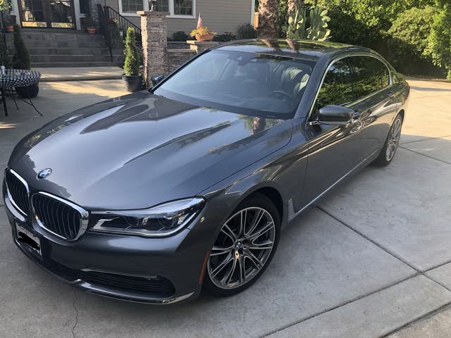 Picture of 2016 BMW 7 Series 750i RWD, exterior, gallery_worthy