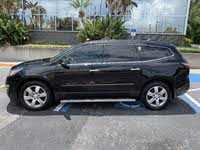 Picture of 2017 Chevrolet Traverse Premier FWD, exterior, gallery_worthy