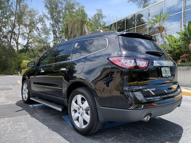 Picture of 2017 Chevrolet Traverse Premier FWD