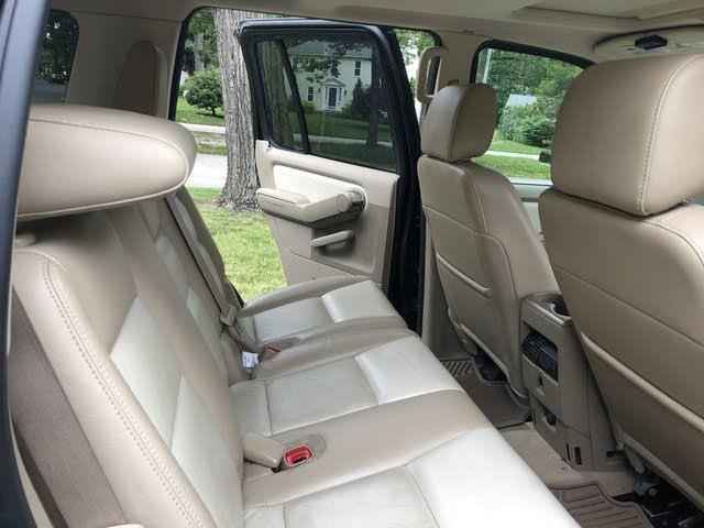 Picture of 2008 Ford Explorer Eddie Bauer V8 4WD, interior, gallery_worthy