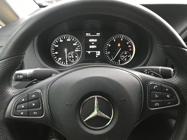 Picture of 2016 Mercedes-Benz Metris Cargo 3 Door, interior, gallery_worthy