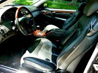 Picture of 2003 Mercedes-Benz CL-Class CL 600 Turbo Coupe, interior, gallery_worthy
