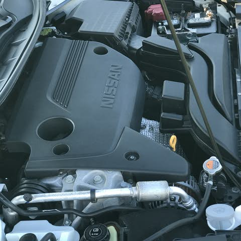 Picture of 2016 Nissan Altima 2.5 S, engine, gallery_worthy