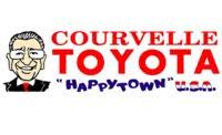 Courvelle Toyota logo