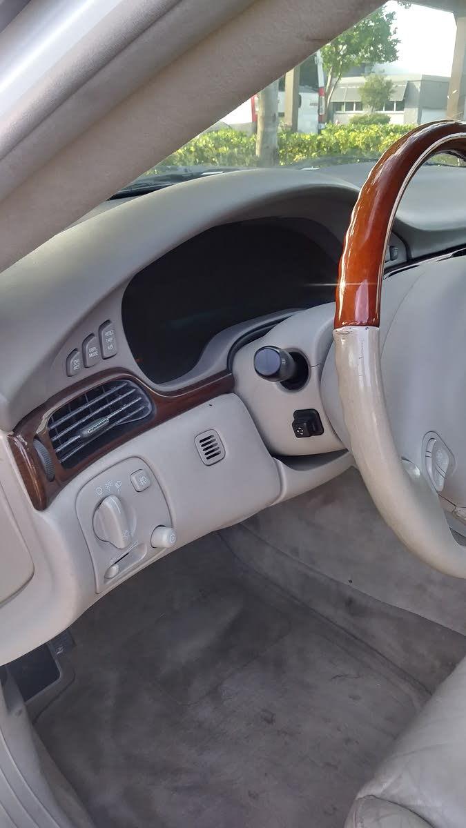 2001 Cadillac Deville Fuel Pump Relay