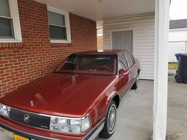Picture of 1986 Buick Electra Park Avenue Sedan FWD