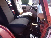 Picture of 1979 Jeep CJ-5, interior, gallery_worthy