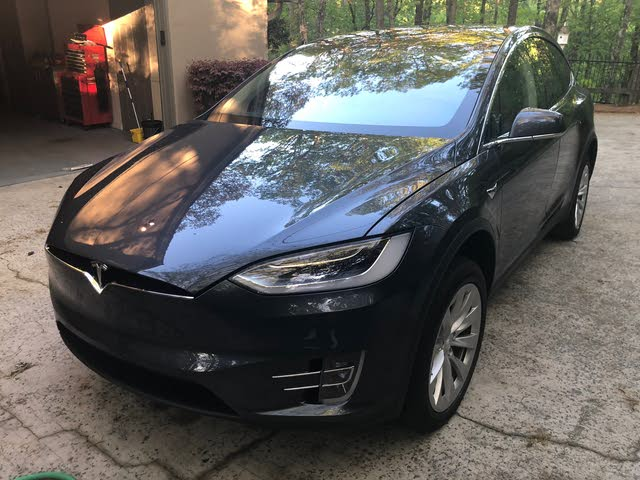 Picture of 2017 Tesla Model X 75D AWD