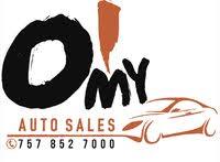 O'My Auto Sales logo