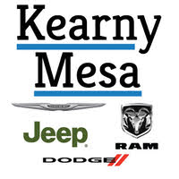 Kearny Mesa Chrysler Jeep Dodge Ram logo