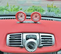 Picture of 2014 smart fortwo electric drive cabrio RWD, interior, gallery_worthy