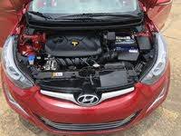 Picture of 2014 Hyundai Elantra Limited Sedan FWD, engine, gallery_worthy