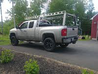 Picture of 2007 Chevrolet Silverado 2500HD 1LT Extended Cab 4WD, exterior, gallery_worthy