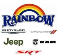 Rainbow Chrysler Dodge Jeep Ram of McComb logo