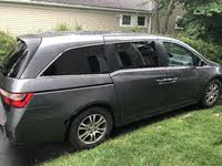 Picture of 2011 Honda Odyssey EX-L FWD with Navigation, exterior, gallery_worthy